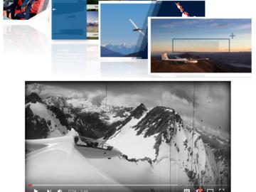Создание рекламных/презентационных видеороликов