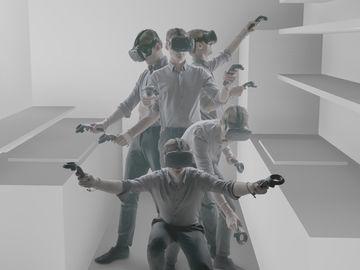 Создание презентационных интерактивных роликов в формате виртуальной реальности